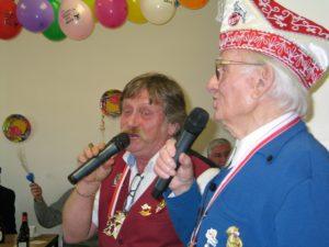 AWO Duisdorf Karnevalsfeier