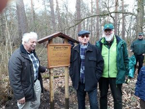 Baumpflanzung AWO Duisdorf