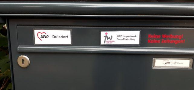 Kreisjugendwerk der AWO Bonn/Rhein-Sieg